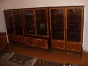 Мебель жилая комната в стиле Барокко сосоящее из 20 предметов