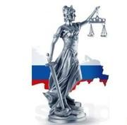 Юридические услуги. Дела судебные