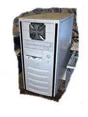 системник.2 ядра. 3000mhz. hdd- 80gb. video - 256 mb.