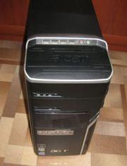 Четырёхъядерный системник Acer Q8200.