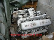 Продам двигатели  ямз-238, 236, 238 турбо с военного хранения,  первой ко