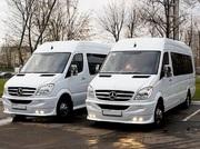 услуги автобусов 10-70 мест