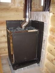 Монтаж банных и отопительных печей. Ремонт и очистка печей.