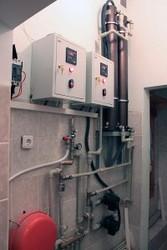 Индукционные нагреватели отопление  электрические промышленные и бытовые