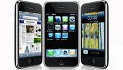iPhone 3G (копия) F003 - 2 SIM,  TV, WiFi. 5000 руб.