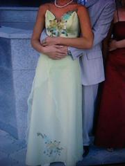 Продам корсетное красивое выпускное платье