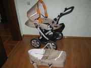 Продам коляску трансформер  HAUCK  CHICAGO AIR (ГЕРМАНИЯ)